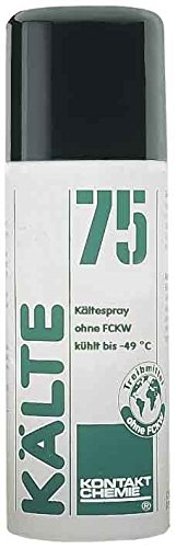 Preisvergleich Produktbild CRC Kontakt Chemie Kältespray nicht brennbar KÄLTE 75 84413-AE 400ml