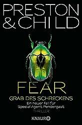 Fear - Grab des Schreckens: Ein neuer Fall für Special Agent Pendergast (Droemer HC 12)