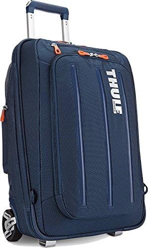 Thule Crossover Carry-On Trolley 38L Reisekoffer (tragbar als Rucksack, inkl. Notebookfach) Blau -