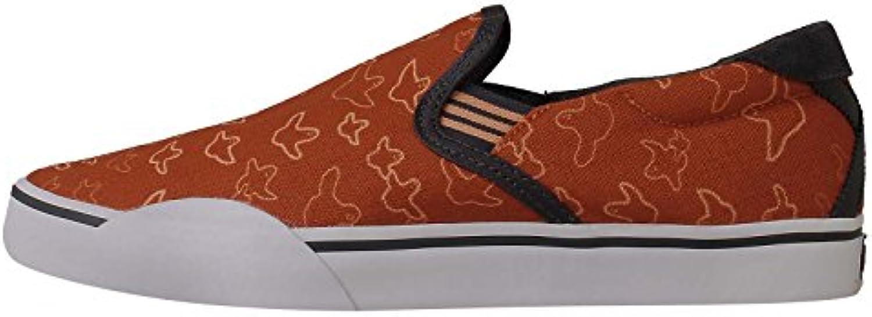 Chaussure Originals GONZ Slip Orange-Blanc C75277  Zapatos de moda en línea Obtenga el mejor descuento de venta caliente-Descuento más grande