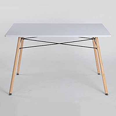 HEVIANSY Dining Table