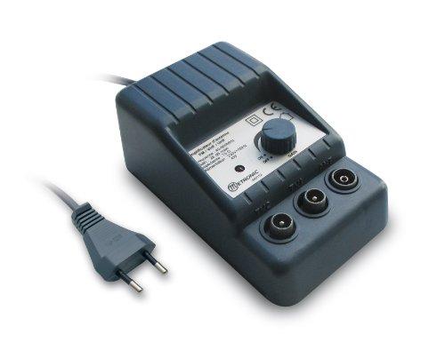 Metronic 440113 - Amplificador interior ajuste ganancia