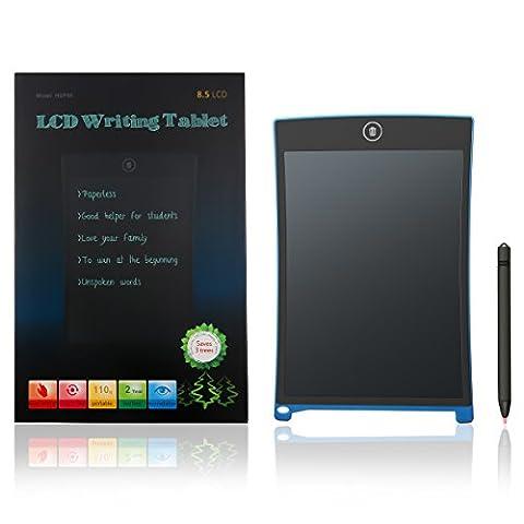 LCD Tablet, ELEGIANT 8.5-Zoll Grafiktablett LCD Schreibtafel Writing Tablet Board Digital Tablett für schnelles Schreiben Malen Notizen Ein Guter Helfer in Büro Schule Familie Geschenke für Kinder