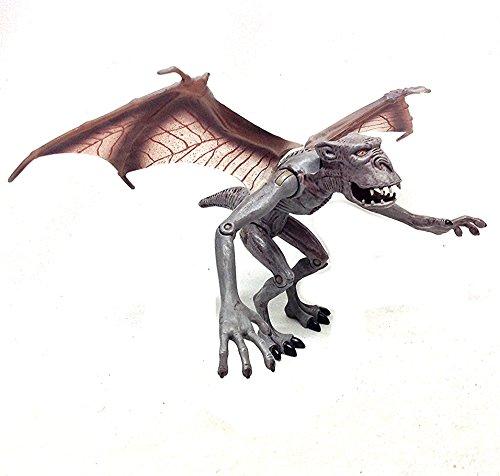 BBC TV DR WHO 15,2cm grau krillitaine geflügelten Alien Action Figur [nicht - Mutanten Who Dr