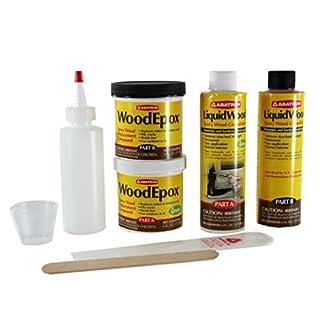 Abatron Wood Restoration Kit 24 FL. OZ. by Abatron