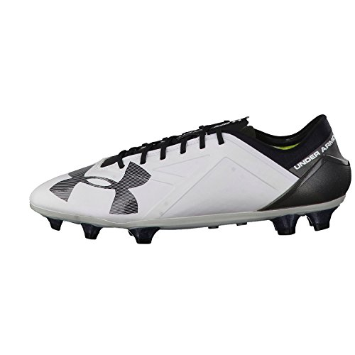 Under Armour Spotlight FG Fußballschuh Herren White/Black