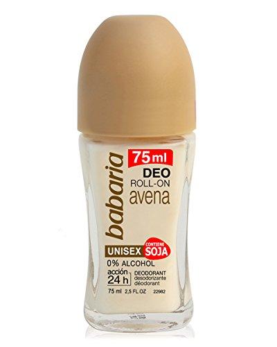 Babaria Avena Desodorante - 75 ml