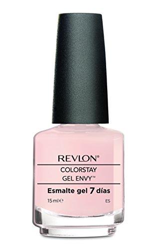 Revlon Gel Envy–Nagellack Unas, Farbe 040-pink Cotton, 15ml (Revlon Gel Nagellack)