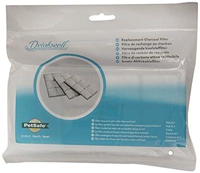 PetSafe Drinkwell Ersatzfilter- Dreierpack von PetSafe