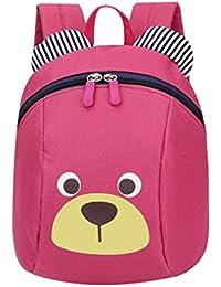 Preisvergleich für GWELL Süß Bär Mini Rucksack Kinder Babyrucksack Kindergartenrucksack Backpack Schultasche Kleinkind Mädchen Jungen