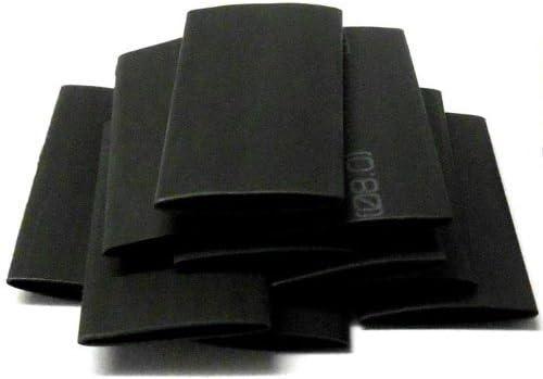 L1511 10 x 30 Black Heatshrink RC Heat Shrink Tube Tube Tube Wire Sleeve Tubing 10mm 30mm   Caracteristique  24f987