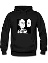 One Punch Man Saitama OK For Boys Girls Hoodies Sweatshirts Pullover Outlet