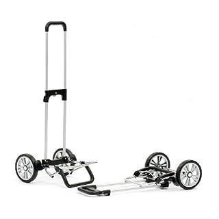 Andersen, shopping trolley Alu Star frame | Aluminium frame | Max. load capacity: 40 kg | Smooth-running wheels | Made in Germany