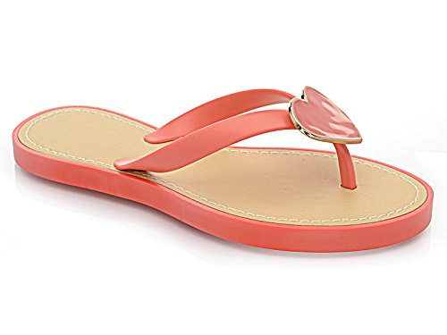 Foster Footwear - Sandali  bambina donna Coral