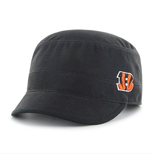 NFL Damen Shipmate Cadet Verschlusssystem verstellbar Hat, Damen, NFL Women's Shipmate OTS Cadet Military-Style Adjustable Hat, schwarz, ()