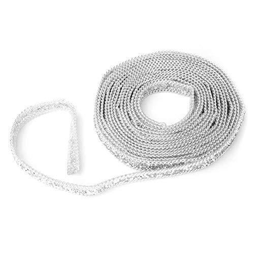 Kristall Perlen Applique Mesh Wrap Roll Diamant Strass Chain Trim Ribbon DIY Dekor - Lace Mesh Wrap