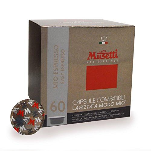 Capsule Compatibili Lavazza A Modo Mio® miscela Mio Espresso 60 pz.