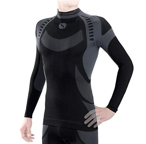 Sesto Senso® Camiseta Térmica Hombre Ropa Interior