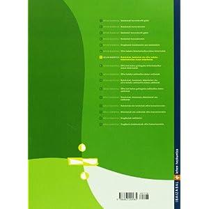 Kalkulu koadernoak 7: Batuketak, kenketak eta zifra bateko biderkatzailea duten biderketak