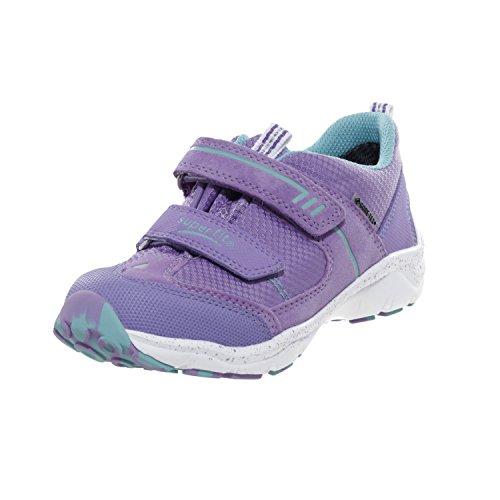Superfit SPORT5 MINI 400242, Mädchen Sneakers Lila