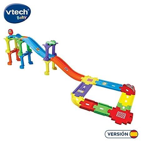 VTech–188205–TUT TUT Baby Flitzer Straßen- und Brückenset