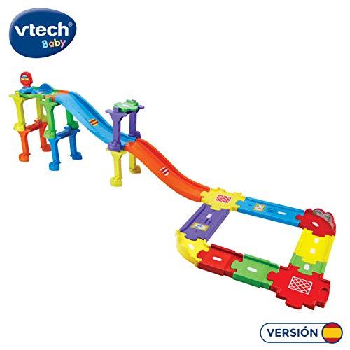 VTech - 188205 - Tut Tut Bolides - Maxi Piste Multi-Niveaux