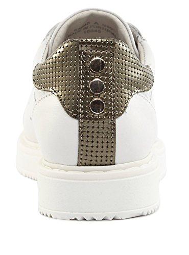 Bronx, Sneaker donna Bianco