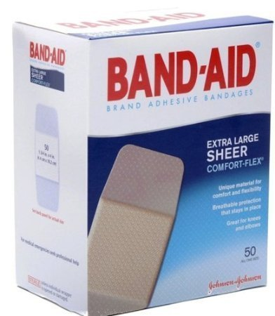band-aid-adhesive-bandages-sheer-extra-large-1-3-4-x-4-50-count-by-band-aid