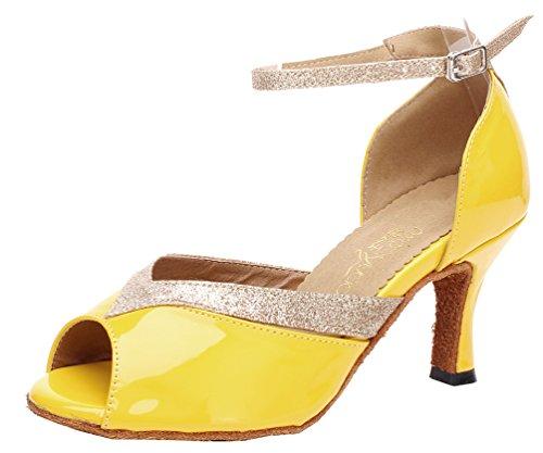 CFP - danza-moderna donna Yellow