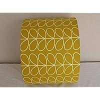 Handmade Orla Kiely Fabric Lampshades - Linear Stem Design - Various Colourways 40cm