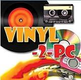 Vinyl-2-PC – Kopieren, Konvertieren, Übertragen von Vinyl-Laps, Audiokassetten und MiniDiscs auf Windows PC, MP3 und CD. Für Windows 8 und 7, Vista und XP. Inkl. Kabel und CD. Verbindet Kopfhörerausgang auf Stereo mit PC. Lieferung mit 25 m Leine.