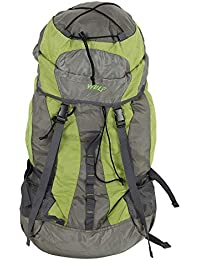 6217caaa96 Wulf Spirit Of Wilderness Polyester 70 Height 50 Liters Green Hiking Bags