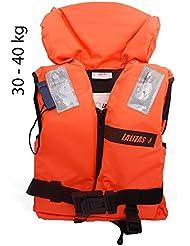 Lalizas chalecos salvavidas 100N, CE ISO 12042-4-certificado (1. Por niños - peso 10-20 kg)