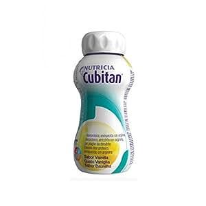 Nutricia Cubitan Complément alimentaire Goût Vanille 4x200ml