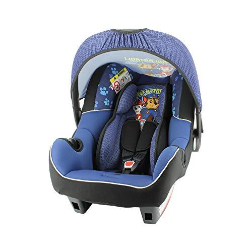 Nania Beone Patrulla Canina Grupo 0+ - 2 sillas de coche para bebé, pieza de 1