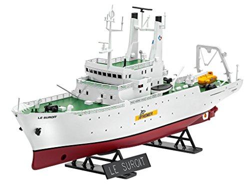 Revell 05131 - Modellbausatz - Titanic Searcher  Le Suroît  im Maßstab 1:200