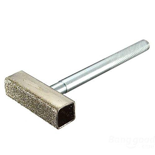 Doradus Diamant Schleif Scheibenrad Stein Dresser Werkzeug für Ausbauarbeiten Bench Grinder (Diamant-dresser)