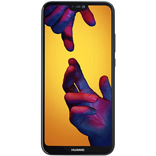 "Huawei P20 Lite 5.84"" Single SIM 4G 4GB 64GB 3000mAh Black - Smartphones (14.8 cm (5.84""), 64 GB, 16 MP, Android, 8.0 Oreo + EMUI 8.0, Black)"