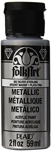 folkart-metallic-acrylic-paint-in-assorted-colors-2-ounce-662-silver-sterling