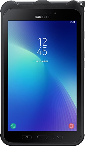 Samsung Galaxy Tab Active 2 (20,32 cm (8 Zoll) TFT LCD Display, 16 GB Speicher und 3 GB RAM, Android 7.1) schwarz (Samsung Galaxy Tab 3 Lcd-display)