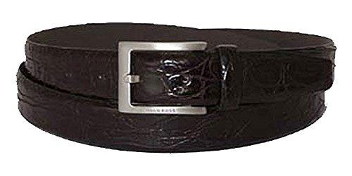 BOSS Ceinture homme leather black 36