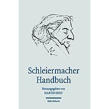 Schleiermacher Handbuch (Handbücher Theologie)