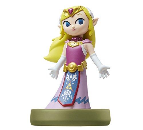Nintendo - Figura amiibo Wind Waker, Colección Zelda