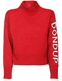 DONDUP Maglione Donna DM228M00606GRZPDD802N Acrilico