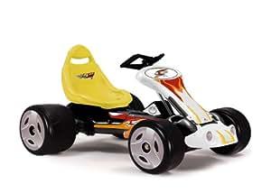 giochi preziosi ccp15050 go kart lectrique scan2go couleur blanc jeux et jouets. Black Bedroom Furniture Sets. Home Design Ideas