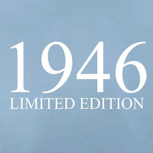 1946 Limierte Auflage / Limited Edition - 71. Geburtstag - Herren T-Shirt - 13 Farben Himmelblau