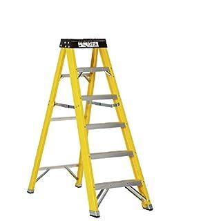 Abru ProMaster 6 Tread Fibreglass Ladder.