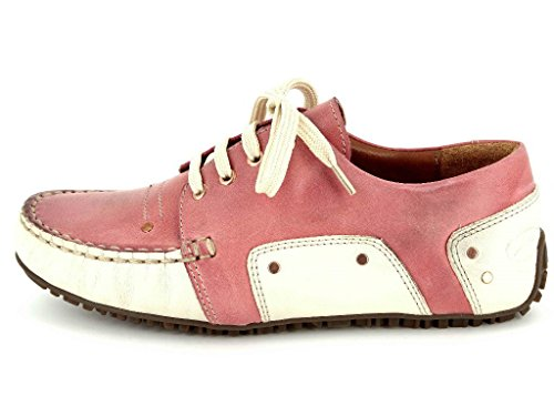 Beeck EveryDay EveryDay Pink Damen Halbschuhe in Mittel Pink