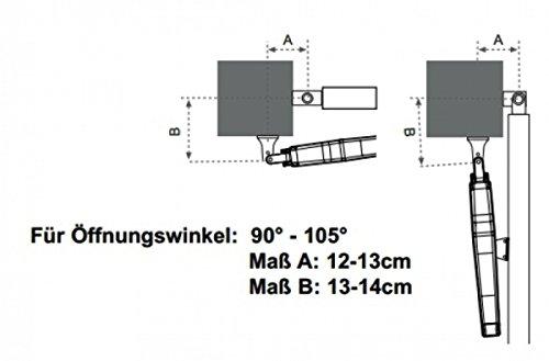 Motorlift Chamberlain Flügeltorantrieb SCS200K für 2 flg.Tore zuverlässig komfortabel