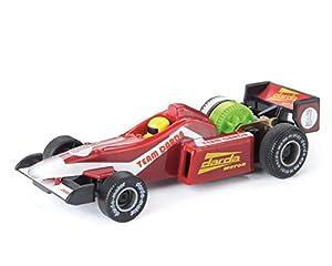 Simm Darda 50304 - Coche de Fórmula 1 (9 cm), Color Rojo